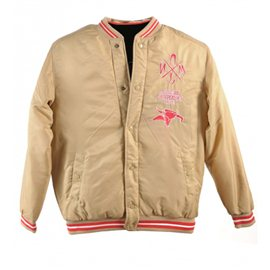 Jacket Animal York Jacket Beige M