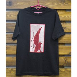 T-Shirts Animal Origin M Black