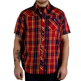 Shirt Animal Fresh Red L