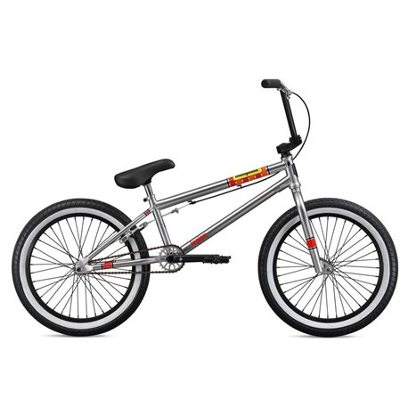 Велосипед BMX Mongoose LEGION L100 21 никель 2019