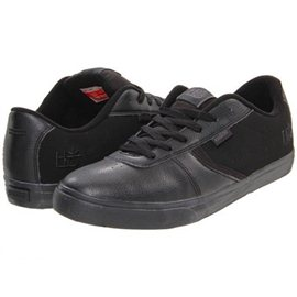 Sneakers Habitat Lark Black With Кожей Size 12