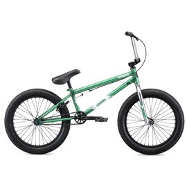 Велосипед BMX Mongoose L60 2020 20.5 зеленый