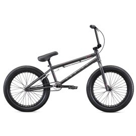 Велосипед BMX Mongoose L100 2020 21 серый