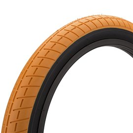 Mission Tracker 2.4 Orange BMX Tire