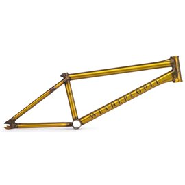 Рама BMX Wethepeople Battleship 2019 20.5 Matt Translucent Yellow