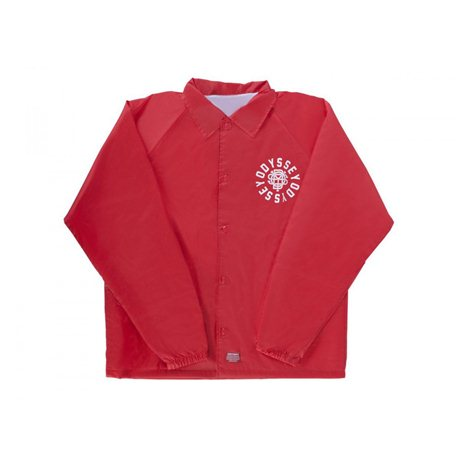 Jacket Odyssey Central Coach's S Red
